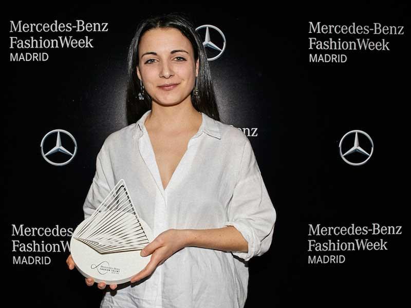 Hablamos W/ Melania Freire ganadora del Mercedes Benz Fashion Talent 2019
