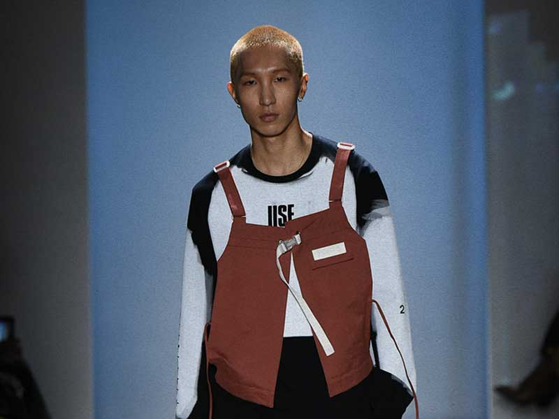 IISE FW19 >>> Building the future of Korean fashion