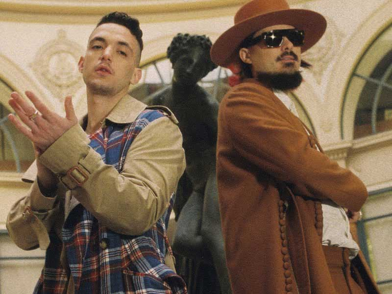 DELLAFUENTE, C. Tangana and Alizzz take us to Paris
