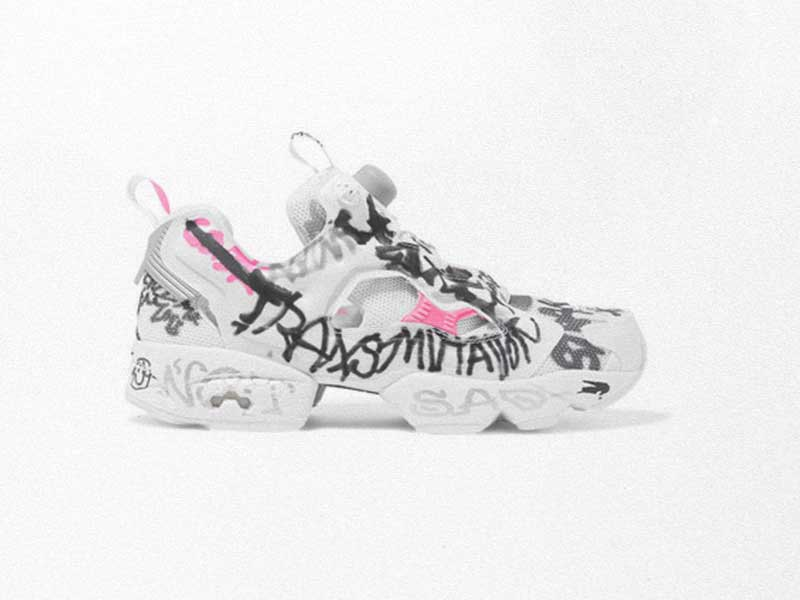 Vetements & Reebok elevate – again – the classic > Fury