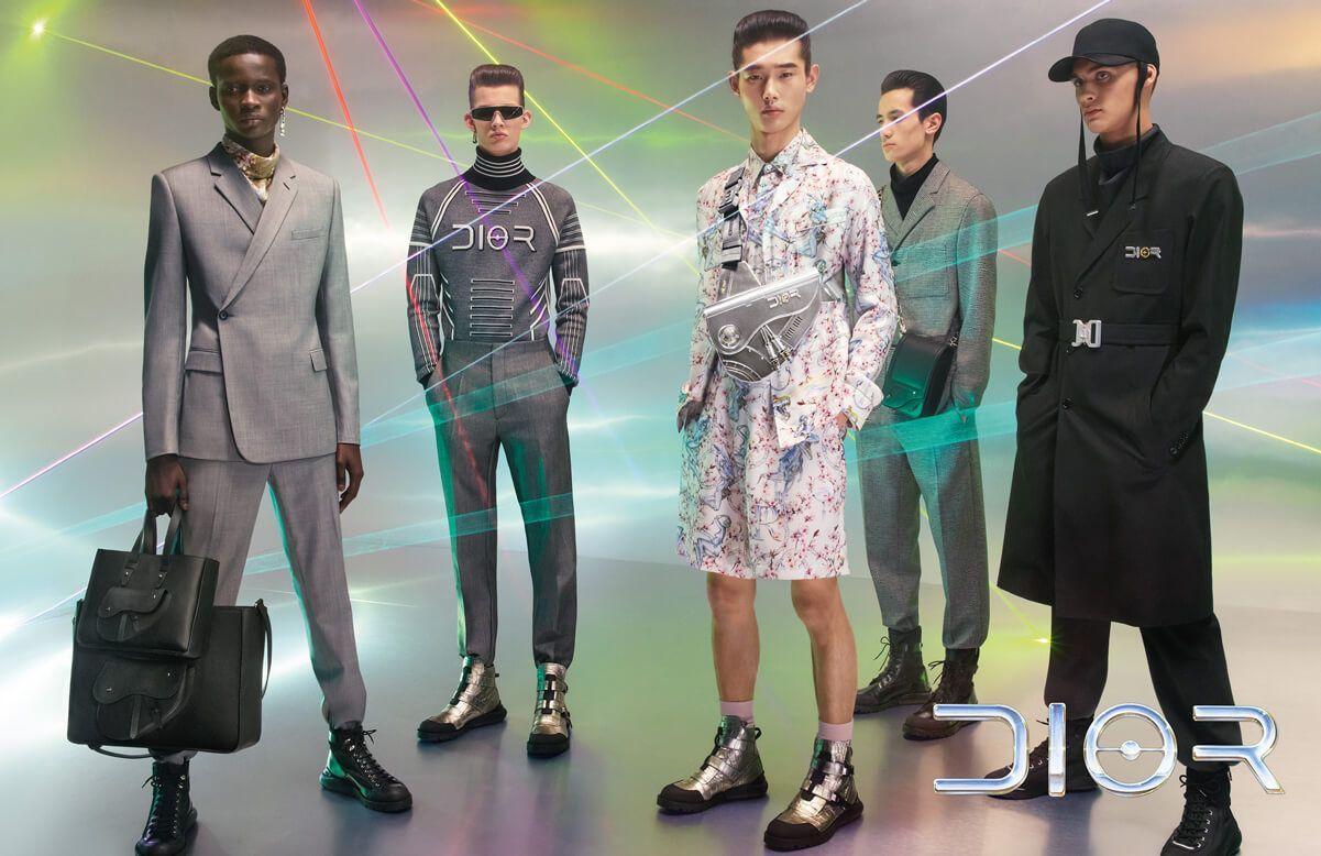 Dior Pre-Fall 2019 Campaign
