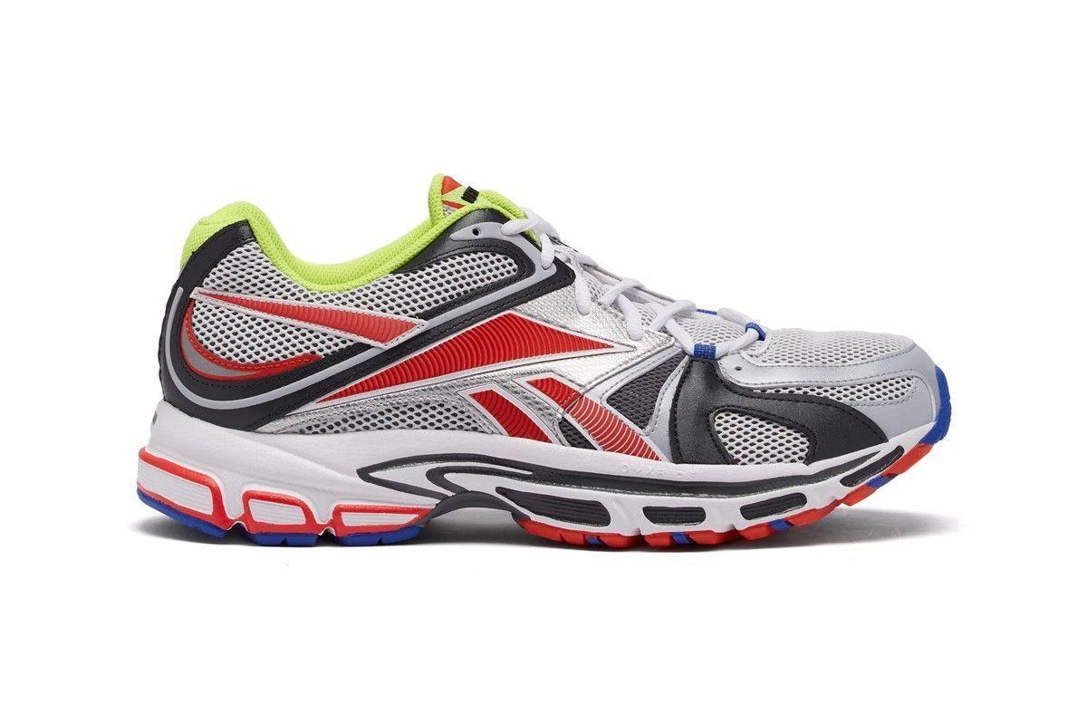 d13195dd0014 Vetements has just presented its latest sneaker in collaboration with the  sportswear brand Reebok. Vetements x Reebok Spike Runner