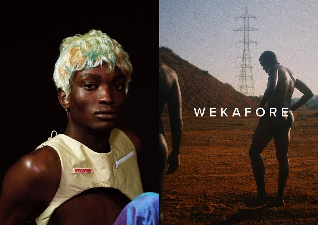 WEKAFORE - Spirit 002 Collection