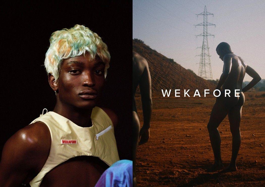 WEKAFORE - Spirit 002 Collection