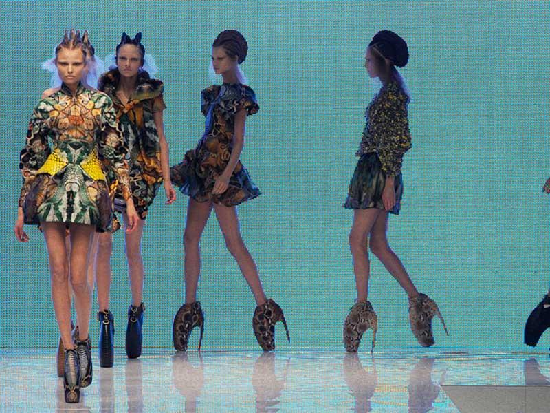 Alexander McQueen, 10 moments that made history