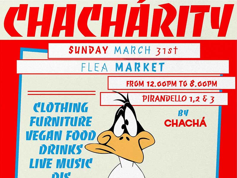 You've been waiting for it: Flea Market by ChaChá