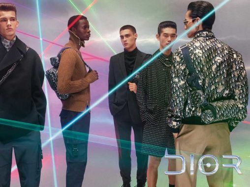 Kim Jones presents the Dior Pre-Fall 2019 campaign