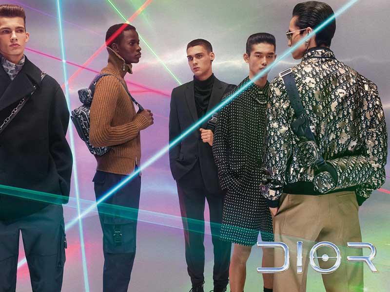 Kim Jones nos presenta la campaña Dior Pre-Fall 2019
