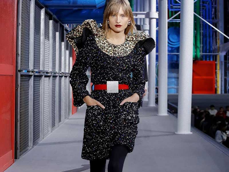 Louis Vuttion and its time machine in Paris #FW19