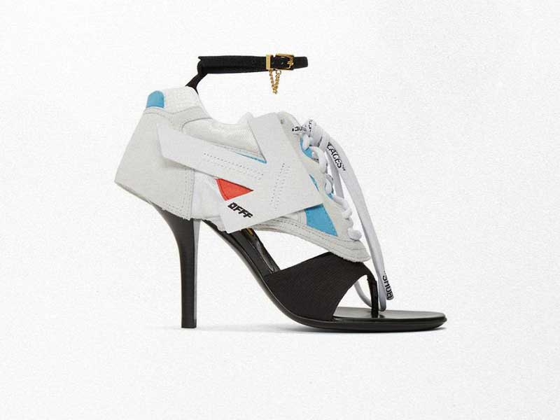 Runner Heel by Off-White