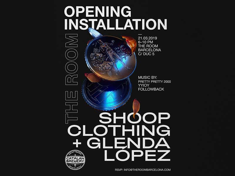 The Room x Shoop x Glenda López
