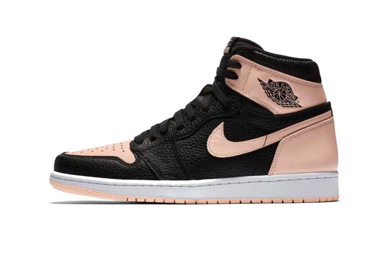 Jordan - Black / Pink