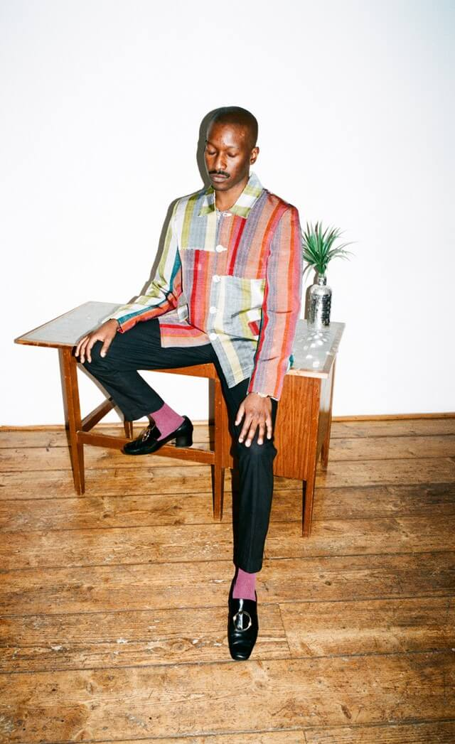 Kenneth Ize, LVMH finalist