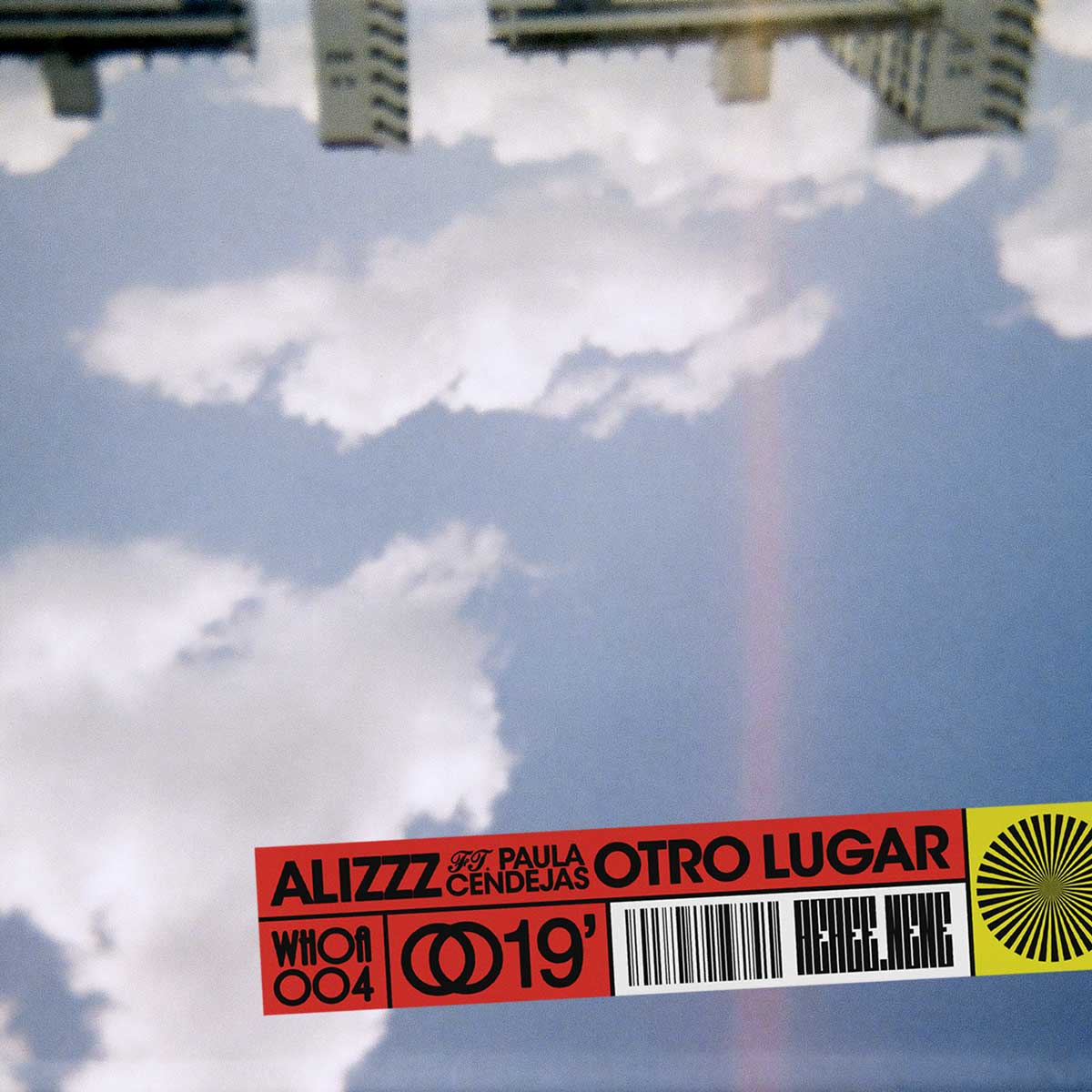 Alizzz Feat. Paula Cendejas - Otro Lugar