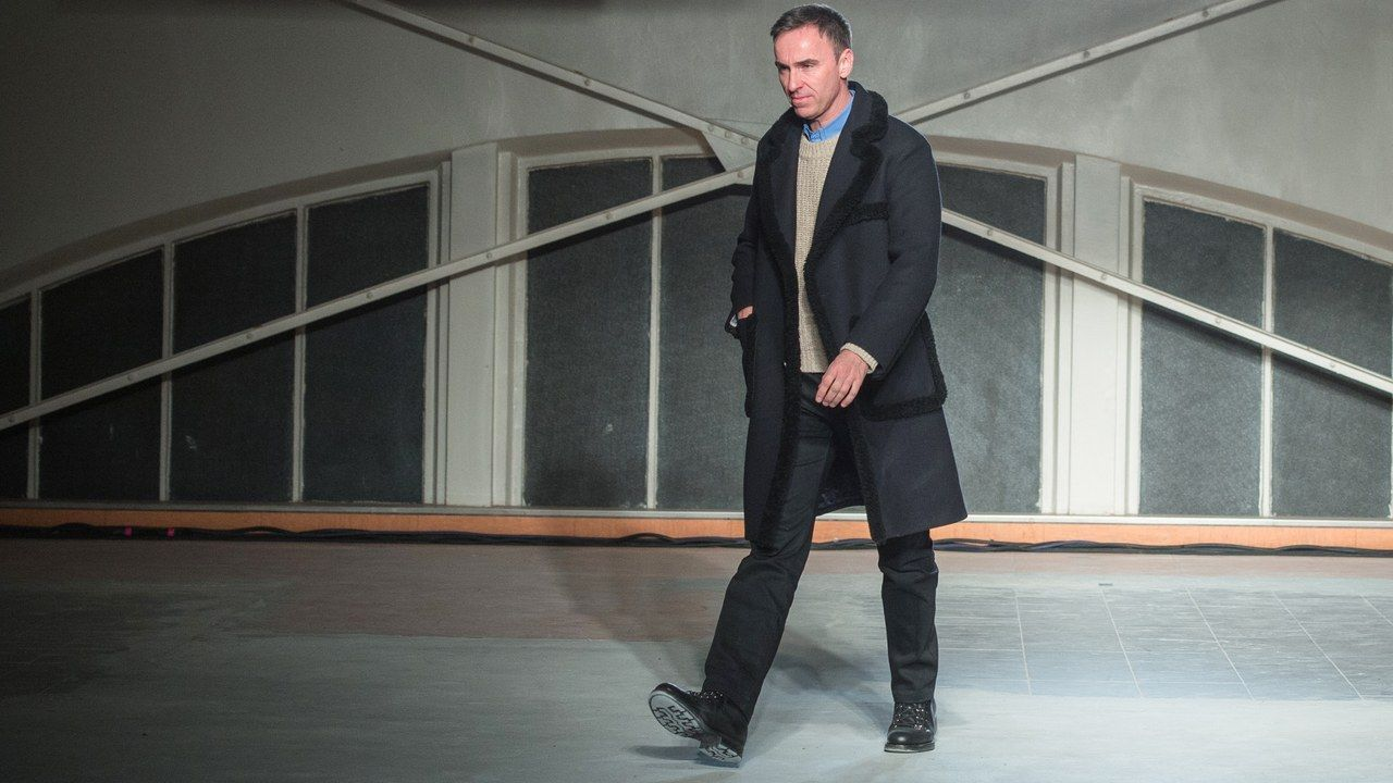 Raf Simons - Design Weeks