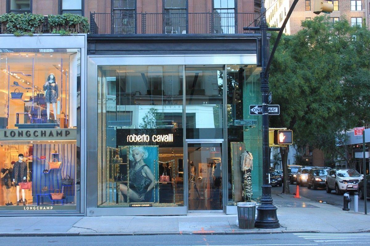Roberto Cavalli - Madison Avenue