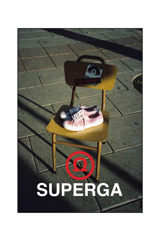 Sisyphe x Superga