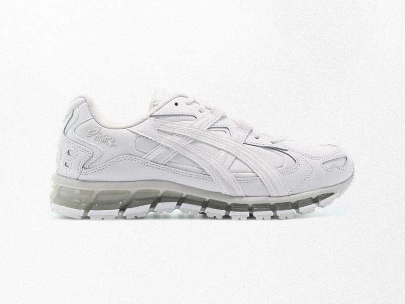 GEL-Kayano 5 360> Triple White, ready for summer
