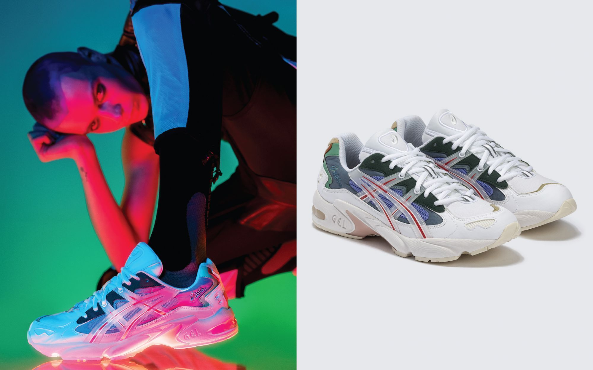 Hypebeast x ASICS >>>> An ode to the 90s | HIGHXTAR.