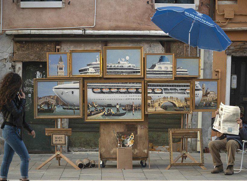 Banksy - Venecia