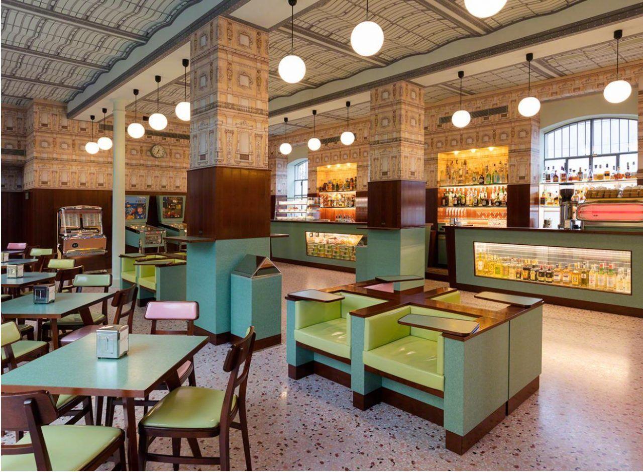 Restaurante de Firmas Moda