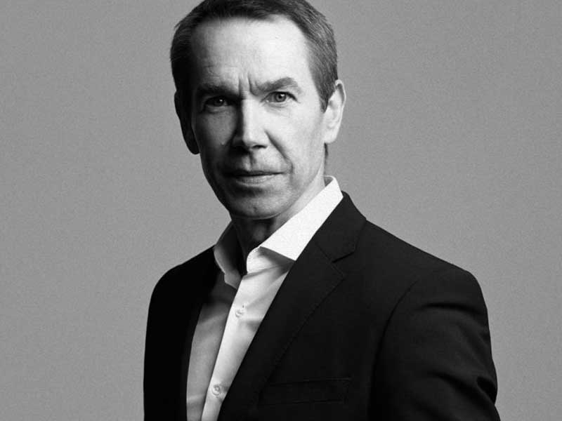 Jeff Koons, the world's most coveted living artist
