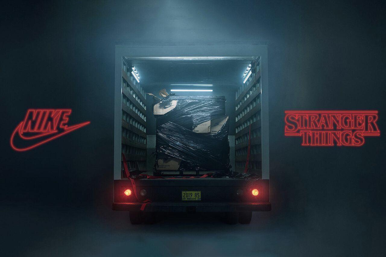 Nike x Stranger Things