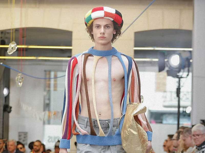 JW Anderson: From suits to knits in SS20