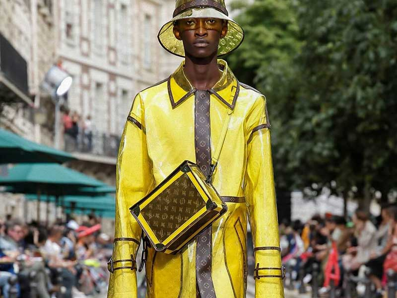 Virgil owns Louis Vuitton for SS20