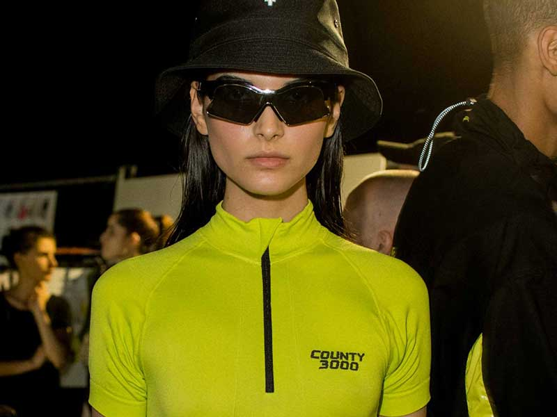 The underground cycling by Marcelo Burlon SS20