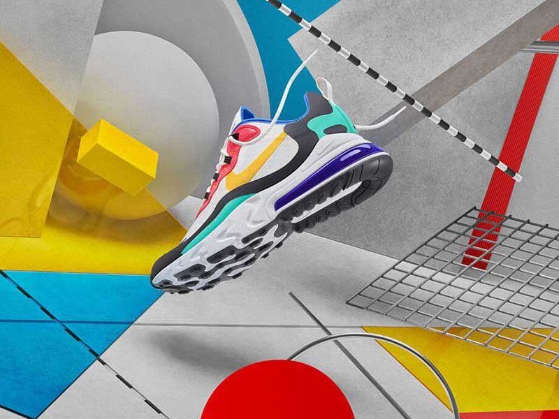 Nike Air Max 270 React | Technology and design at the highest level