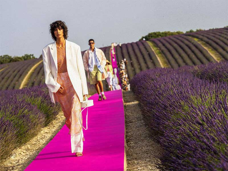 SS20 celebrates Jacquemus' 10th Anniversary