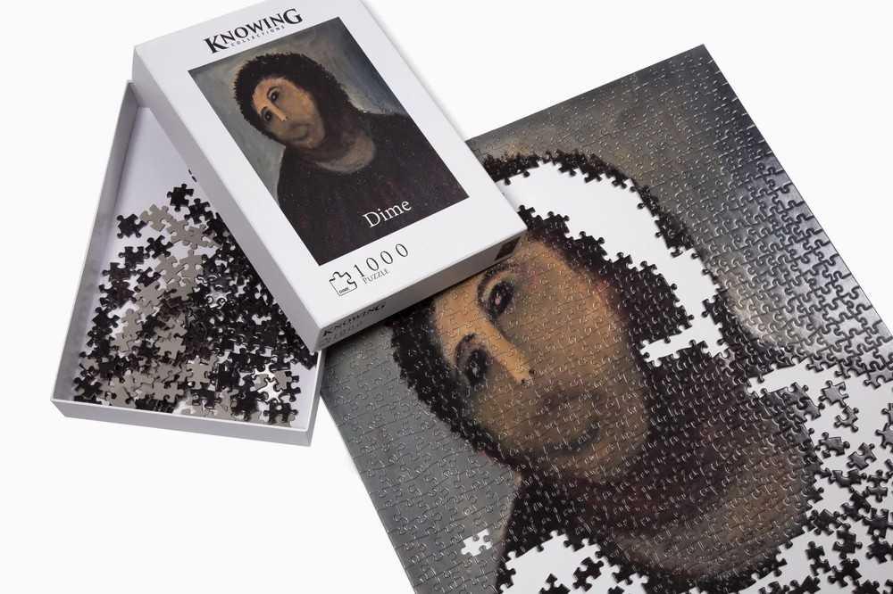 Dime puzzle Ecce Homo