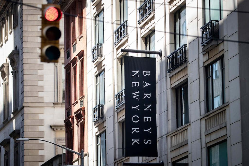 Barneys New York quiebra