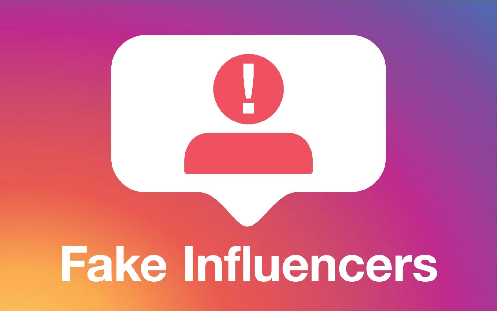 Influencers en el punto de mira
