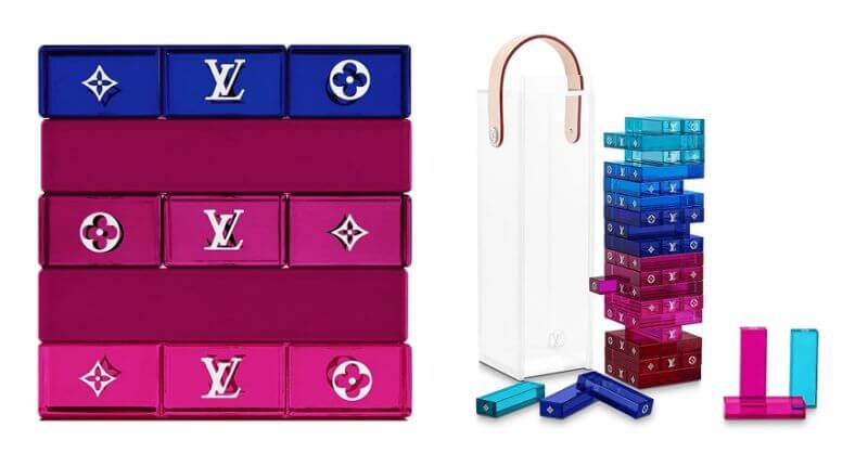 Jenga Louis Vuitton