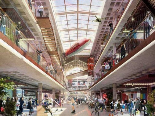 Why do shopping malls keep growing if no one actually shops there?