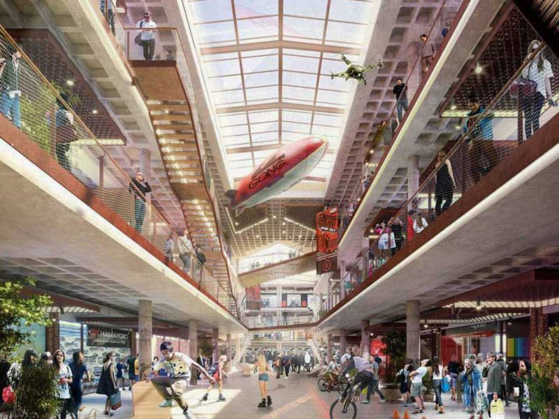 ¿Por qué siguen creciendo los centros comerciales si nadie compra ahí?