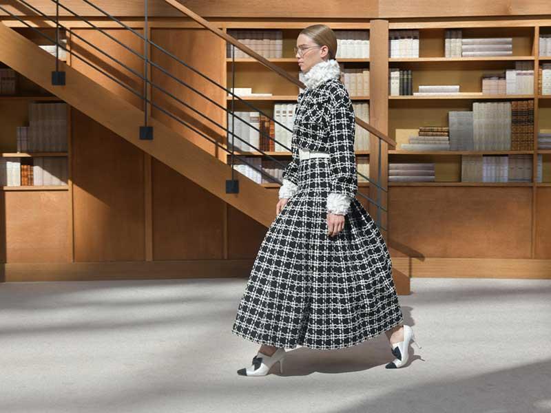 Chanel Fall 2019 Couture | Viard devuelve a la casa su supremacía