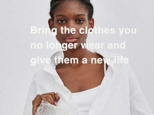 The circular economy could radically change our  clothing consumption