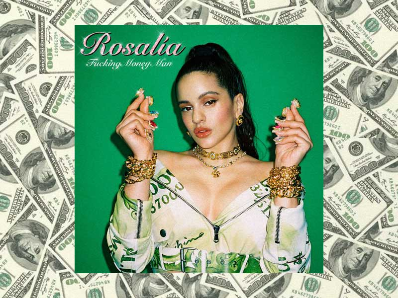 Rosalía fucking money man