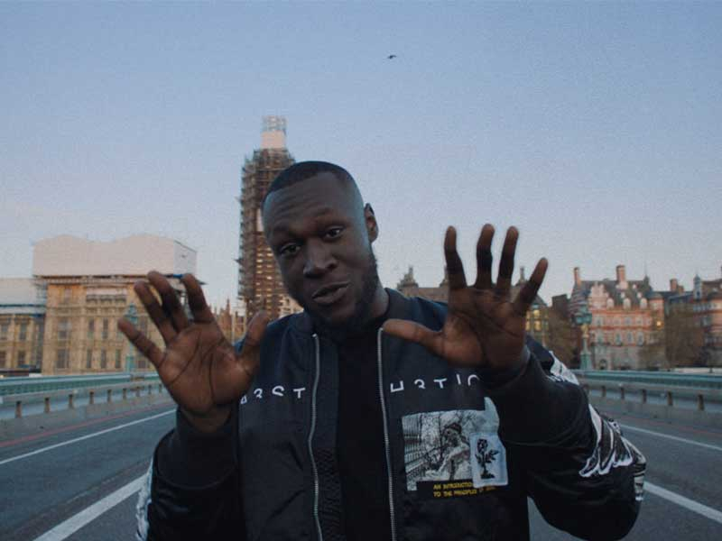 Sonar replaces A$AP Rocky, imprisoned in Sweden, with Stormzy