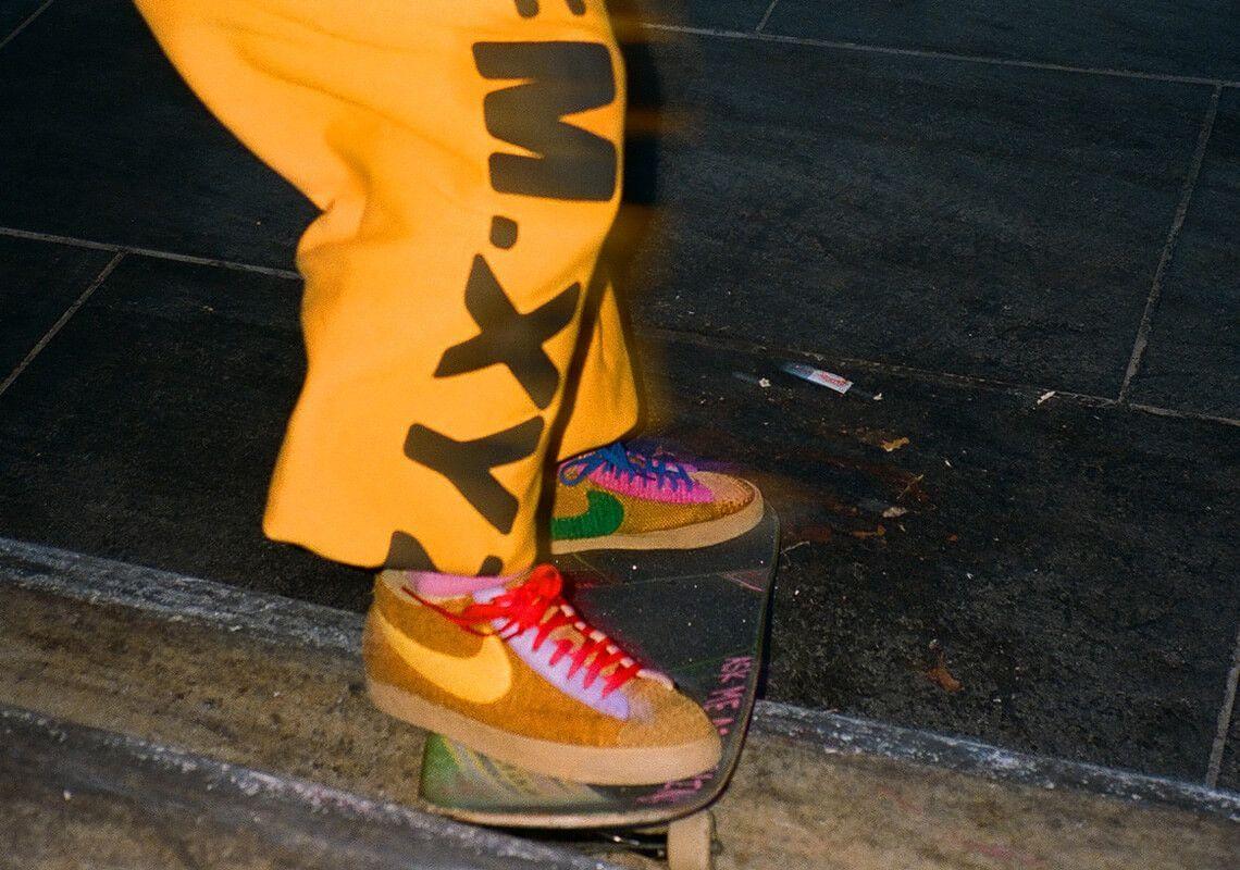 Amperio guisante Lectura cuidadosa  Cactus Plant Flea Market x Nike: Personaliza tus Blazer | HIGHXTAR.