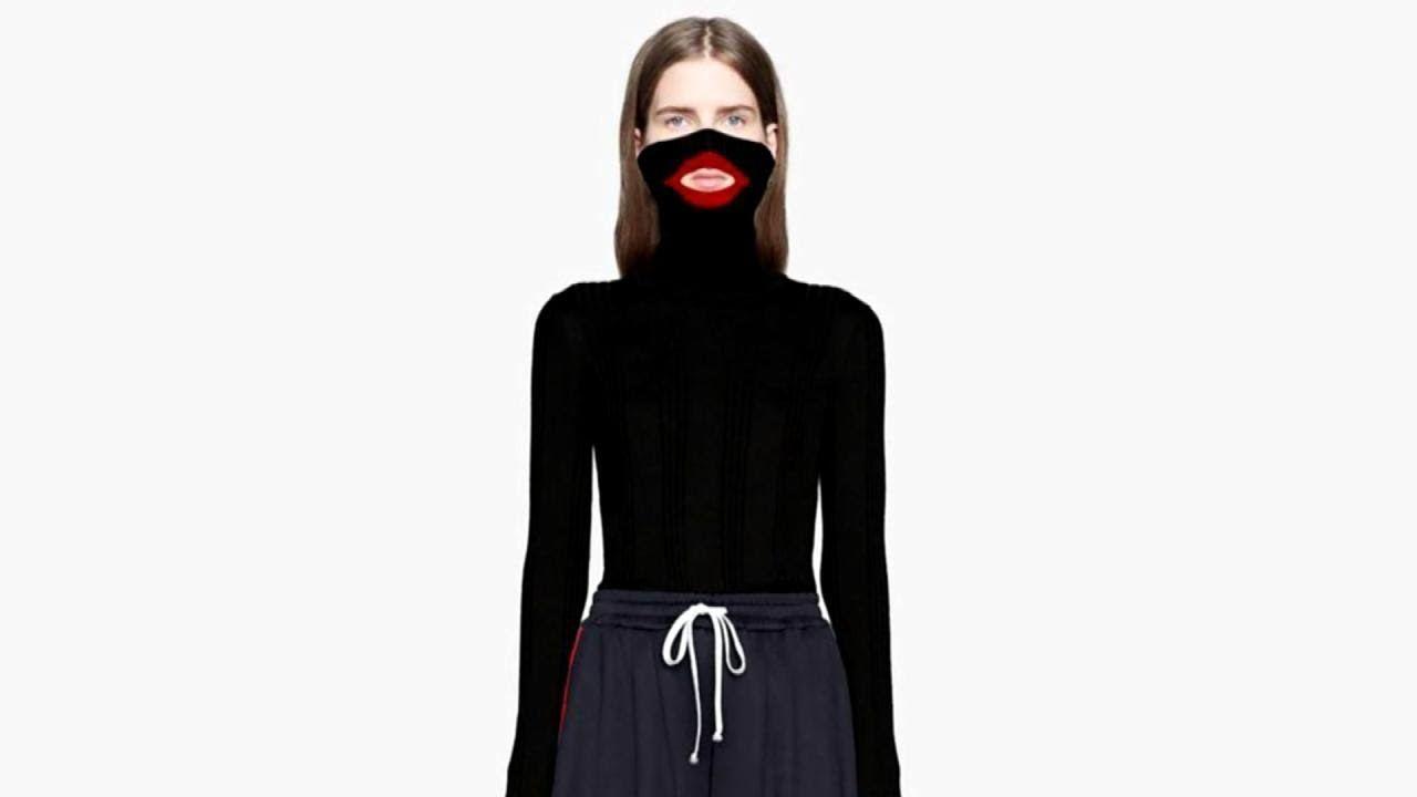 Blackface Sweater