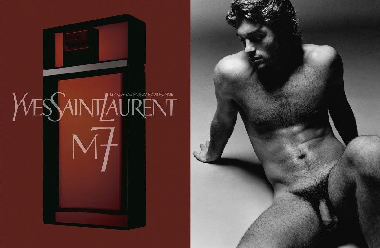 Yves Saint Laurent M7 Campaign