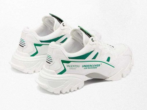 VALENTINO X UNDERCOVER SNEAKERS