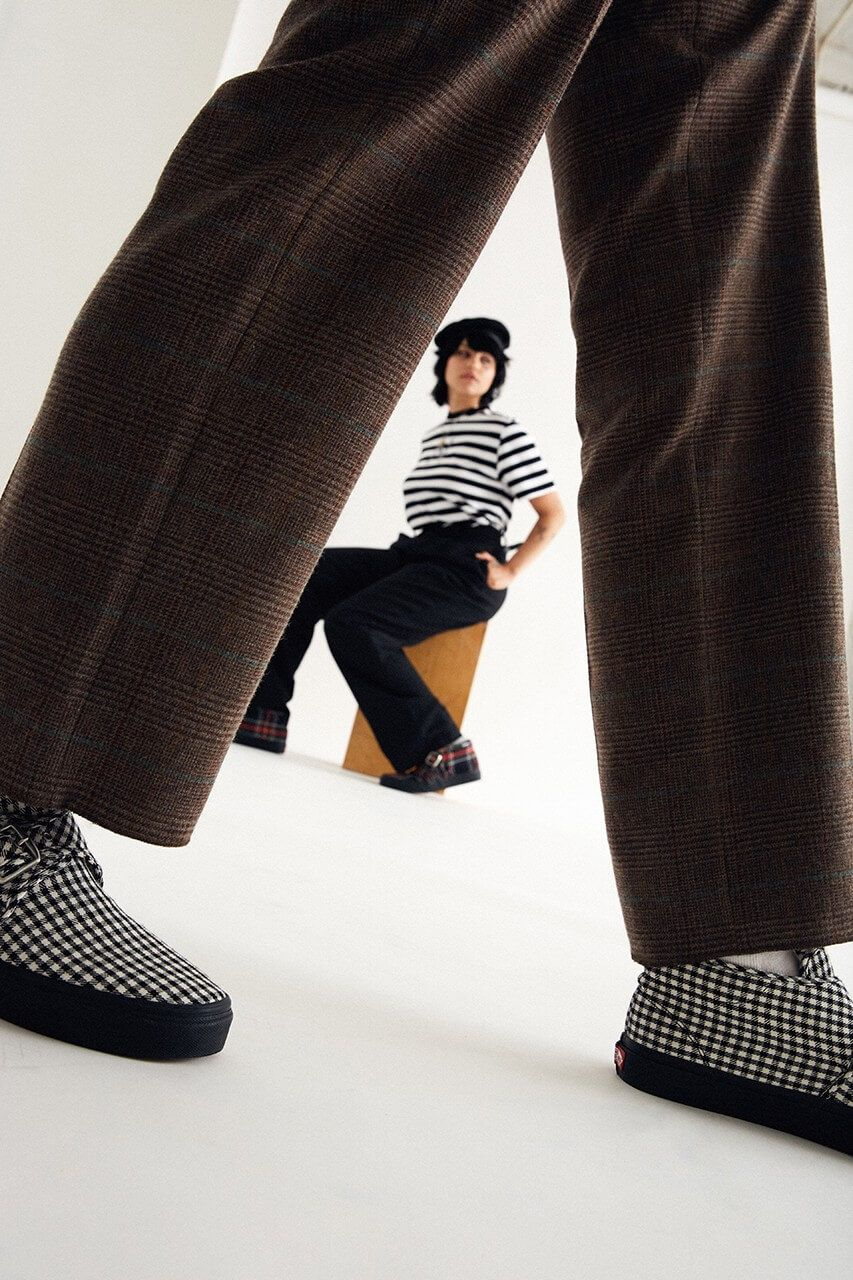 Vans X Noah Brings Cozyness For The Cold Weather Highxtar