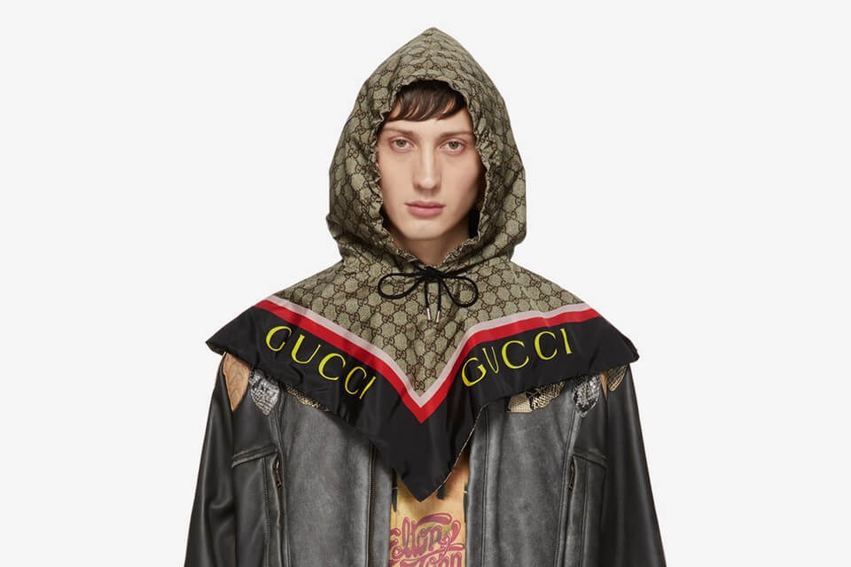 Babushka Gucci
