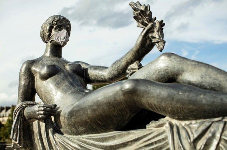 Estatuas Paris