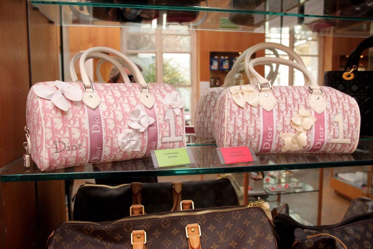 LVMH fake bags
